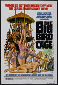 "Movie Posters:Action, The Big Bird Cage (New World Pictures, 1972). One Sheet (27"" X41""). Women's Prison Film. Starring Pam Grier, Anitra Ford, C..."