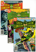 Modern Age (1980-Present):Superhero, Green Lantern Box Lot (DC, 1977-90) Condition: Average NM-....