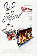 "Movie Posters:Animation, Who Framed Roger Rabbit & Other Lot (Buena Vista, 1988) Rolled, Very Fine+. One Sheets (2) (27"" X 40"" & 27"" X 41""). Animatio... (Total: 2 Items)"