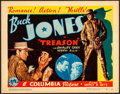 "Movie Posters:Action, Treason (Columbia, 1933) Very Fine. Title Lobby Card (11"" X 14""). Action...."