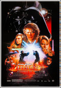 """Movie Posters:Science Fiction, Star Wars: Episode III - Revenge of the Sith (20th Century Fox,2005) Rolled, Near Mint. Printer's Proof One Sheet (28"""" X 41..."""