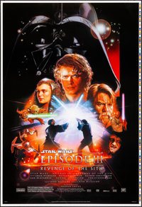 Star Wars: Episode III - Revenge of the Sith (20th Century Fox, 2005) Rolled, Near Mint. Printer's Proof One Sheet (28&q...
