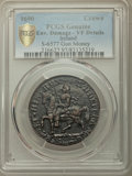 Ireland, Ireland: James II Gunmoney Crown 1690 VF Details (Environmental Damage) PCGS,...