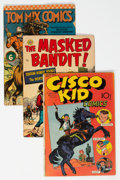Golden Age (1938-1955):Miscellaneous, Golden Age Comics Group of 17 (Various Publishers, 1950s) Condition: Average GD.... (Total: 17 Comic Books)