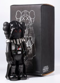 General Americana, KAWS X Lucas Films. Darth Vader, 2007. Painted cast vinyl.9-3/4 x 4-1/2 x 3-1/2 inches (24.8 x 11.4 x 8.9 cm). Stamped ...