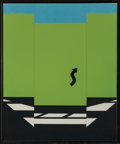 Prints & Multiples:Print, Allan D'Arcangelo (1930-1998). Highway and Landscape I and II, from 11 Pop Artists Volume I, II, and III (th... (Total: 3 Items)
