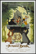 "Movie Posters:Animated, The Jungle Book (Buena Vista, R-1984). One Sheet (27"" X 41""). Animated...."