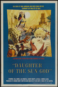 """Movie Posters:Adventure, Daughter of the Sun God (Herts-Lion International, 1963). One Sheet(27"""" X 41""""). Adventure...."""