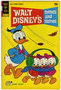 Bronze Age (1970-1979):Cartoon Character, Walt Disney's Comics and Stories #391 (Gold Key, 1973) Condition:Qualified VF....