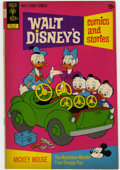 Bronze Age (1970-1979):Cartoon Character, Walt Disney's Comics and Stories #383 (Gold Key, 1972) Condition:FN/VF....