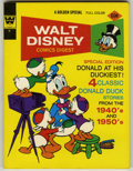 Bronze Age (1970-1979):Cartoon Character, Walt Disney Comics Digest #44 (Gold Key, c. 1971) Condition: VF....