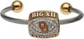 Football Collectibles:Others, Circa 1990's Oklahoma Sooners Big XII Championship Bracelet....