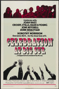 """Movie Posters:Rock and Roll, Celebration at Big Sur (20th Century Fox, 1971). One Sheet (27"""" X 41""""). Rock and Roll...."""