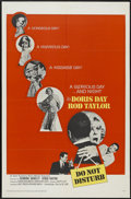 """Movie Posters:Comedy, Do Not Disturb (20th Century Fox, 1965). One Sheet (27"""" X 41"""").Comedy...."""