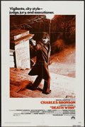 """Movie Posters:Action, Death Wish (Paramount, 1974). One Sheet (27"""" X 41""""). Action...."""