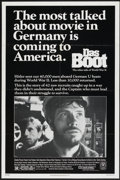 "Movie Posters:War, Das Boot (Columbia, 1981). One Sheet (27"" X 41""). War...."