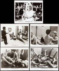 "The Filthiest Show in Town (William Mishkin Motion Pictures Inc., 1973) Very Fine. Photos (5) (8"" X 10""). Adul..."