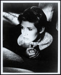 """Movie Posters:Photo, Carrie Fisher (c. 1980a) Very Fine-. Autographed Convention Photo (8"""" X 10""""). Miscellaneous...."""