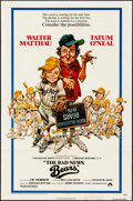 "Movie Posters:Sports, The Bad News Bears (Paramount, 1976) Folded, Fine/Very Fine. One Sheet (27"" X 41""). Jack Davis Artwork. Sports...."