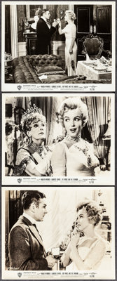 "The Prince and the Showgirl & Other Lot (Warner Brothers, 1957) Very Fine. Photos (7) (8"" X 10""). Roma..."