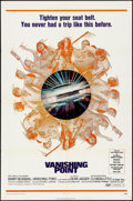 """Movie Posters:Action, Vanishing Point (20th Century Fox, 1971) Folded, Fine/Very Fine. One Sheet (27"""" X 41""""). Action...."""