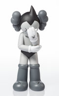 Collectible, KAWS (b. 1974). Astro Boy (Grey), 2012. Painted cast vinyl. 14-3/4 x 6 x 4-1/2 inches (37.5 x 15.2 x 11.4 cm). Stamped o...