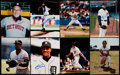 Autographs:Photos, Detroit Tigers Signed Photograph Lot of 25.... (Total: 25 items)