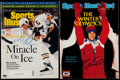Olympic Collectibles:Autographs, Eric Heiden & Mario Lemieux Signed Sports Illustrated Lot of 2.... (Total: 0 items)