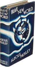 Books:Literature 1900-up, Aldous Huxley. Brave New World. London: Chatto & Windus, 1932. First edition, trade issue....