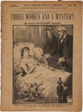 Books:Mystery & Detective Fiction, Anna Katharine Green. Three Women and a Mystery. New York: Lovell Publishing Company, 1902. First edition....