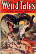 Pulps:Horror, Weird Tales - December 1932 (Popular Fiction) Condition: FN+....