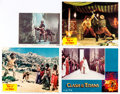 Memorabilia:Books, Ray Harryhausen The 3 Worlds of Gulliver and OtherTheatrical Lobby Cards/Stills (Columbia Pictures/Un... (Total: 10Movie Posters)