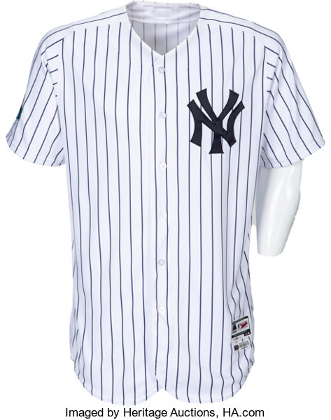 93fc40dbe 2018 Giancarlo Stanton Game Worn New York Yankees Jersey Used
