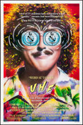 "Movie Posters:Comedy, UHF (Orion, 1989) Rolled, Very Fine. One Sheet (27"" X 41""). Comedy...."