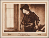 "The Lone Star Ranger (Fox, 1919) Very Fine+. Lobby Card (11"" X 14""). Western"