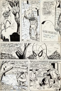Original Comic Art:Panel Pages, Sal Buscema and Mike Esposito The Amazing Spider-Man #181 Story Page 2 Original Art (Marvel, 1978)....