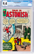 Silver Age (1956-1969):Superhero, Tales to Astonish #45 (Marvel, 1963) CGC NM 9.4 White pages....