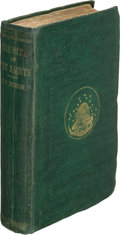 Books:Travels & Voyages, Richard F. Burton. The City of the Saints. London: 1861. First edition....