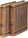 Books:Travels & Voyages, Richard F[rancis]. Burton. Sind Revisited. With Notices of the Anglo-Indian Army; Railroads; Past, Present, and Fu... (Total: 2 Items)