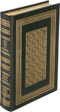 Books:Biography & Memoir, Nelson Mandela. Long Walk to Freedom. Norwalk, Connecticut:Easton Press, 2000. Collector's edition, signed by the...