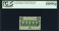 Fractional Currency:First Issue, Fr. 1310 50¢ First Issue PCGS Choice About New 55PPQ.. ...