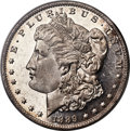 Morgan Dollars, 1889-O $1 MS65 Deep Mirror Prooflike PCGS. CAC....