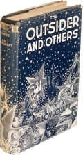 Books:Science Fiction & Fantasy, H. P. Lovecraft. The Outsider and Others. Collected by August Derleth and Donald Wandrei. Sauk City: Arkham House, 1...