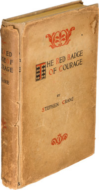 Stephen Crane. The Red Badge of Courage. An Episode of the American Civil War. New Y
