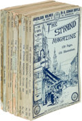 Books:Mystery & Detective Fiction, A[rthur] Conan Doyle. The Hound of the Baskervilles. London: George Newnes, Aug. 1901-April 1902. Original monthly s...