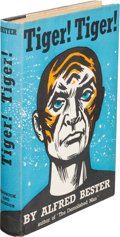Books:Science Fiction & Fantasy, Alfred Bester. Tiger! Tiger! London: Sidgwick and Jackson, [1956]. First hardcover edition, signed by the auth...