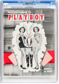 Magazines:Miscellaneous, Playboy #2 (HMH Publishing, 1954) CGC FN 6.0 Off-white to white pages....