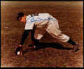 Autographs:Photos, Billy Martin Signed Photograph....