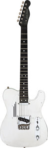 Musical Instruments:Electric Guitars, 1990 Trussart Steel Deville Solid Body Electric Guitar, Serial # 90 S 105....