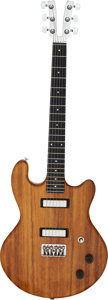 Musical Instruments:Electric Guitars, Circa 1977 Kramer 350G Natural Solid Body Electric Guitar, Serial # 30301....
